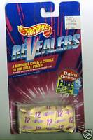 Hot Wheels 1992 Dairy Queen Revealers #12 Packaged