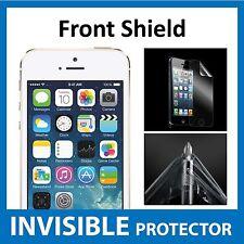 Iphone 5s / 5 Frontal Invisible Protector De Pantalla Protector Cubierta de protección a prueba de raspaduras