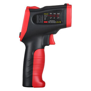 wintact -50℃~1050℃ Infrared Thermometer Professional Industrial Thermometer R4P7