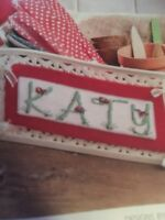 Lovely Ladybirds ABC Alphabet Cross Stitch Chart