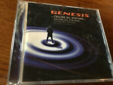 GENESIS - CALLING ALL STATIONS - CD ALBUM - CONGO / SMALL TALK +