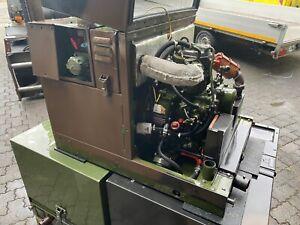 HATZ DIESEL Stromaggregat Stromgenerator 24-32V 1,9 kW KIRSCH SILENT Mit Starter