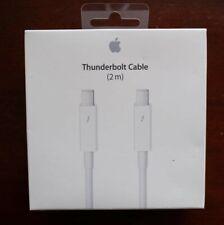 NEW original APPLE Thunderbolt 2 Cable (2M) MD861LL/A
