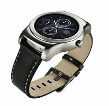 LG Watch Urbane Smartwatch Powered by Android Wear - Silver/Black