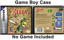 The Legend of Zelda: The Minish Cap - Game Boy Advance GBA Case - *NO GAME*