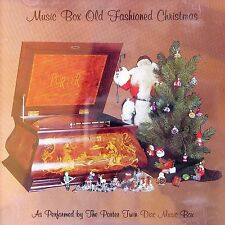 Porter Music Box Old Fashioned Christmas CD 1990 Twin Disc Music Box 18 Classics