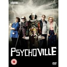 Psychoville - Series 1 DVD