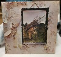 "Vintage 1971 ""Led Zeppelin IV"" LP - Atlantic  Records (SD-7208) NM-"