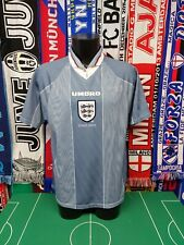 Maglia Calcio Inghilterra EURO 1996 Shirt Trikot Camiseta Maillot Jersey England