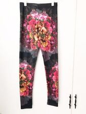 Slim, Skinny, Treggins Leggings Flower Pants for Women