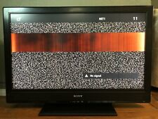 Sony 40� Bravia Lcd Hdtv model Kdl-40S3000