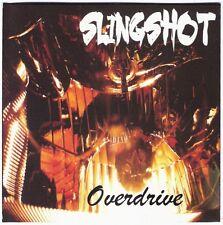 SLINGSHOT Overdrive CD EP Perth Australia obscure heavy rock Simon Penhaligon