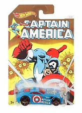 HOT WHEELS CAPITAN AMERICA SIR OMINOUS DJK75 -  MATTEL