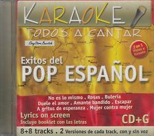 ALEJANDRO SAINZ DAVID BISBAL MECANONMIGUEL BOSE POP ESPANOL KARAOKE New Sealed