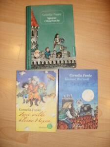 Cornelia Funke - 3 Bücher