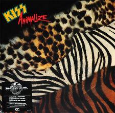 Kiss - Animalize Vinyl LP Mercury 2014 NEW/SEALED 180gm