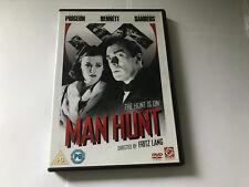 Man Hunt [DVD] Fritz Lang 5055201815422 MINT/EX [DVDB2]