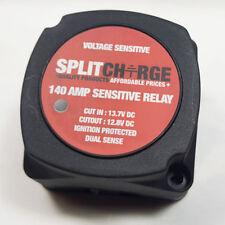 0-727-33 EQUIV 12V 140A 140 AMP SPLIT CHARGE RELAY VOLTAGE SENSITIVE CAMPERS