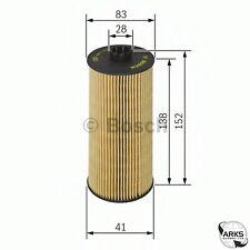 BOSCH Cv Oil Filter F026407040