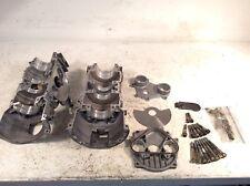 #1424 1997 97 Skidoo Summit 500 Crankcase Crank Motor Housing Engine Case Crank