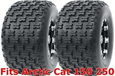 Set 2 WANDA Sport ATV Tires 22x10-10 Arctic Cat 150 250 Rear P336