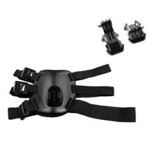 Black Dog Hound Fetch Harness Chest Belt Strap Mount for GoPro Hero 2 3 3 4