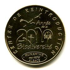 68 HUNAWIHR Année de la biodiversité, 2010, Monnaie de Paris