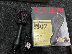 Revlon Pro Collection Salon One Step Hair Dryer & Styler Brush
