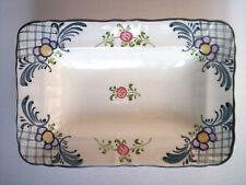 Keramik Schale Dek.Favorite E.Schmidt-Pecht G.Schmider Zell Jugendstil um 1910