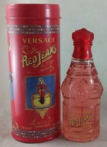 jlim410: Versace Red Jeans for Women, 75ml EDT Free Shipping