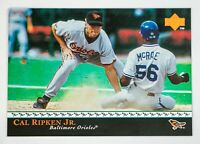 Cal Ripken Jr. #6 (1996 Upper Deck) Ripken Collection, Baltimore Orioles, HOF