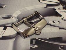 Original Swiss Rolex Edelstahl Dornschließe Buckle 18 mm Lagerware Neuwertig NOS