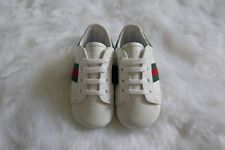 Sale! Mint Authentic Gucci Baby Sneakers Sz 16