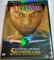 The Aviator, Martin Scorsese (DVD, 2005, 2-Disc Set, Widescreen)