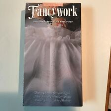 Martha Pullen Fancywork 1997-98 Subscriber's Free Video NEW VHS Tape Sealed
