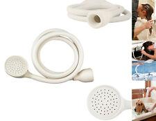Portable Shampoo Sprayer Sink Spray Hose Kitchen Faucet Salon Multipurpose Head