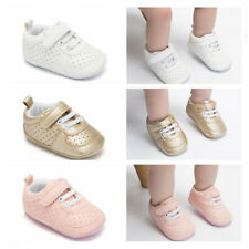 Baby Boy Girl Crib Shoes Infant Casual Shoes First Shoes Sports Sneakers 0-12 M