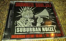 Suburban Noize Records Underground History, Vol. 1: The Early Years [PA] RARE