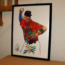 Cal Ripken Jr Baltimore Orioles MLB Baseball Sports Poster Print Wall Art 18x24