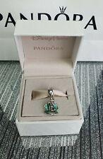 Genuino Pandora de plata encanto De Disney-cuelgan Ariel & Sea Shell * con Caja Y Bolsa *
