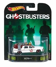 1/64 Hot Wheels Retro Ghostbusters 3 Ecto-1