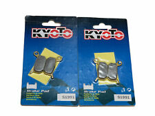 Kyoto Brake Pads Front & Rear For Lem RX 65