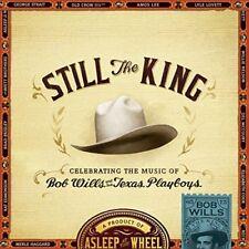 ASLEEP AT THE WHEEL - STILL THE KING (LEON RAUSCH, LEE AMOS,) CD NEUF