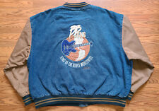 VTG BB King King Of The Blues Tour Jacket 3XL Beautiful Embroidery RARE
