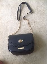 "9x7"" NEW W/O Tags Black Rampage Shoulder Bag"