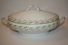 "J & C Portland Bavaria G.H.B. Co. 12.5"" Casserole Dish with Lid"