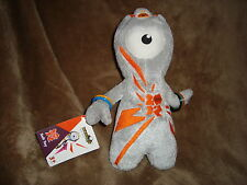 "London 2012 Wenlock Olympic Mascot 9"" W/Tags"