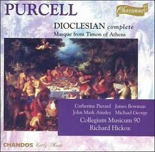 Purcell: Dioclesian (complete); Timon Of Athens /Pierand * Bowman * Ainsley * Ge