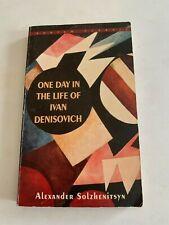2005 One Day In The Life Of Fyodor Dostoevsky by Alexander Solzhenitsyn