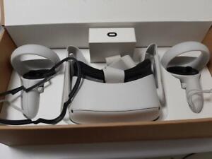Oculus Quest 2 64GB Tout en Un VR Écouteur Complet Avec Accessoires Ensemble